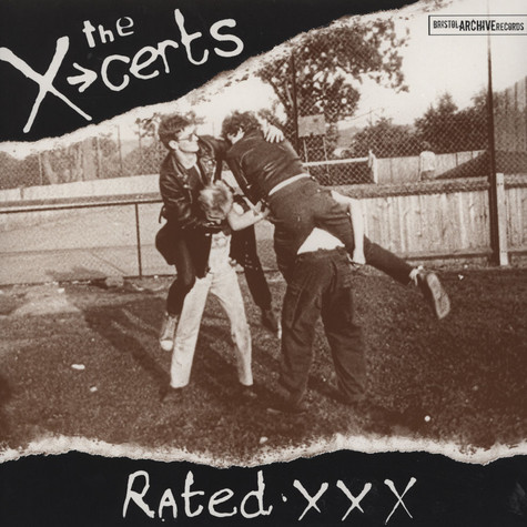 X-certs, The - Rated Xxx