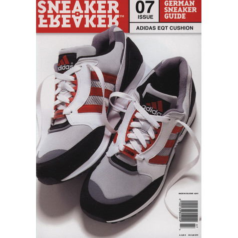 Sneaker Freaker Germany - 2012 - Issue 07