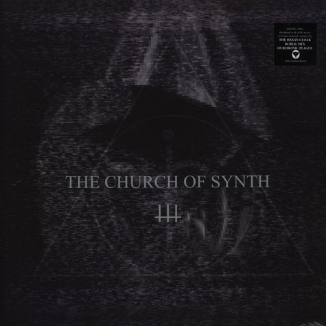 Church Of Synth, The - LP