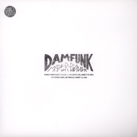 Dam-Funk - Dam-Funk Direct To Disc