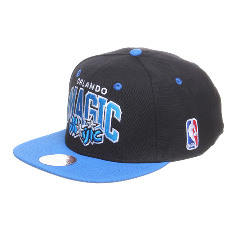 Mitchell & Ness - Orlando Magic NBA Arch 2 Tone Snapback Cap