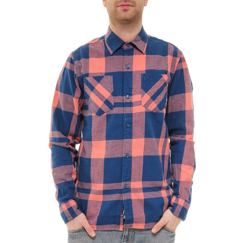 The Hundreds - Arches Flannel Shirt