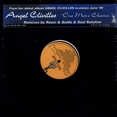 Angel Clivilles - One More Chance