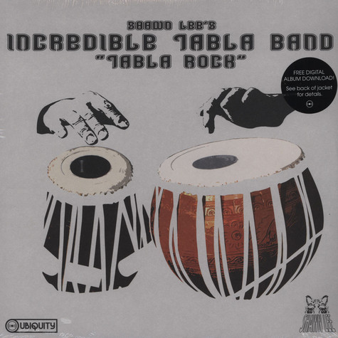 Shawn Lee's Incredible Tabla Band - Tabla Rock