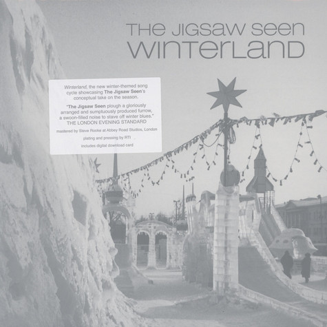Jigsaw Seen - Winterland