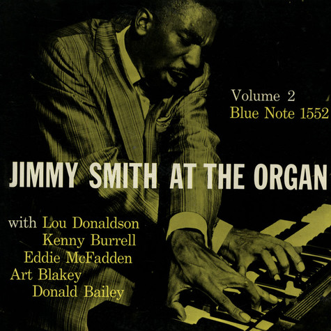 Jimmy Smith - Jimmy Smith At The Organ Volume 2