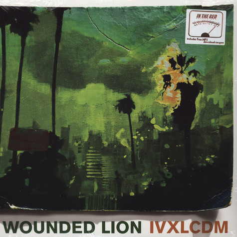 Wounded Lion - Ivxlcdm
