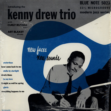 Kenny Drew Trio - New Faces - New Sounds