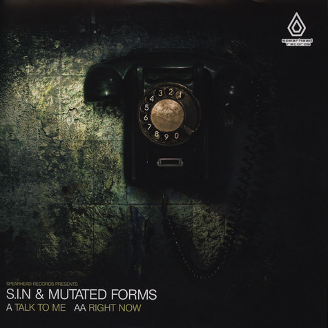 S.I.N & Mutated Forms - Talk To Me