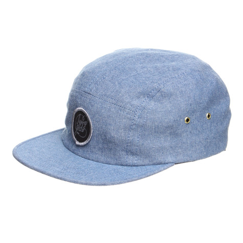 Benny Gold - Fabric 5 Panel Camper Cap