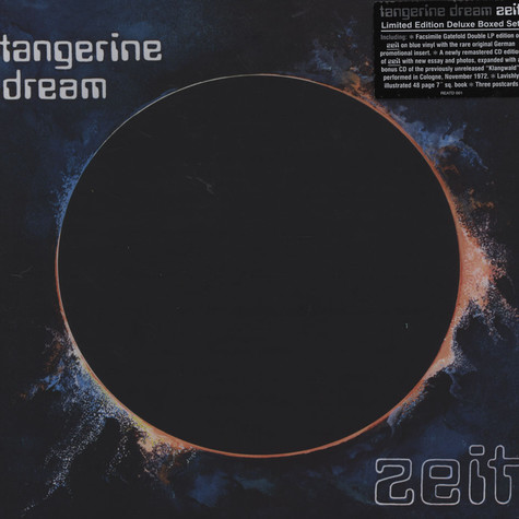 Tangerine Dream - Zeit Limited Edition Box