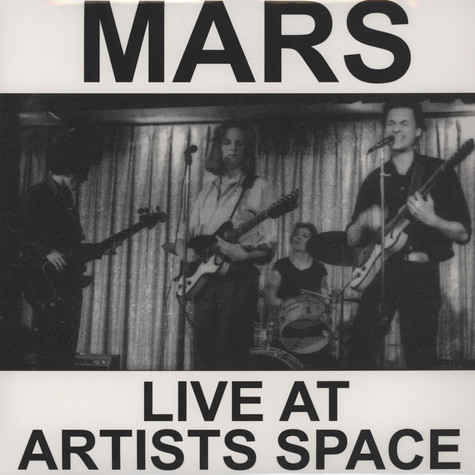 Mars - Live At Artists Space