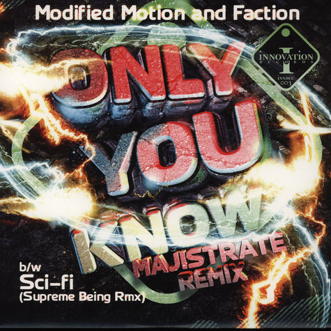 Modified Motion & Faction - Only You Know Majistrate Remix