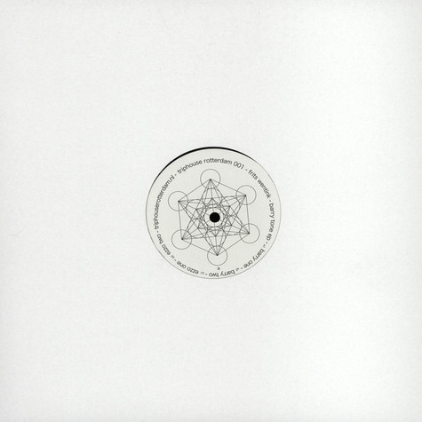 Frits Wentink - Barry Tone EP