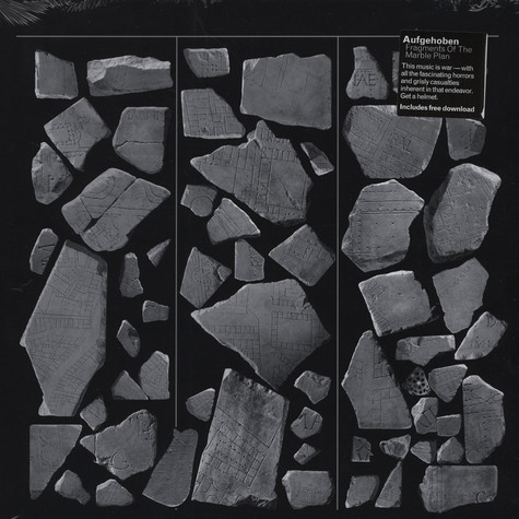 Aufgehoben - Fragments Of The Marble Plan