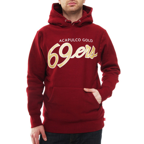 Acapulco Gold - 69Ers Pullover Hoodie
