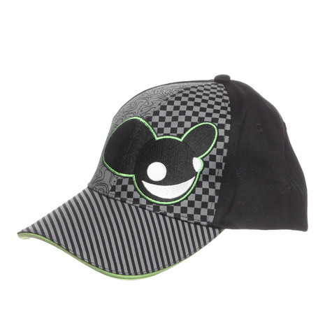 Deadmau5 - Tri Patterned Mau Flat Bill Cap