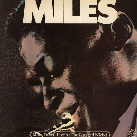 Miles Davis - Live At The Plugged Nickel