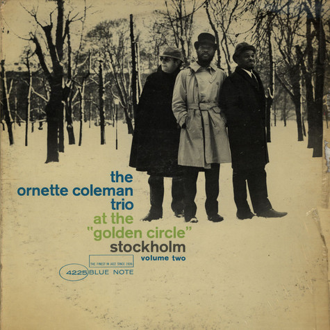"""Ornette Coleman Trio, The - At The """"Golden Circle"""" Stockholm - Volume Two"""