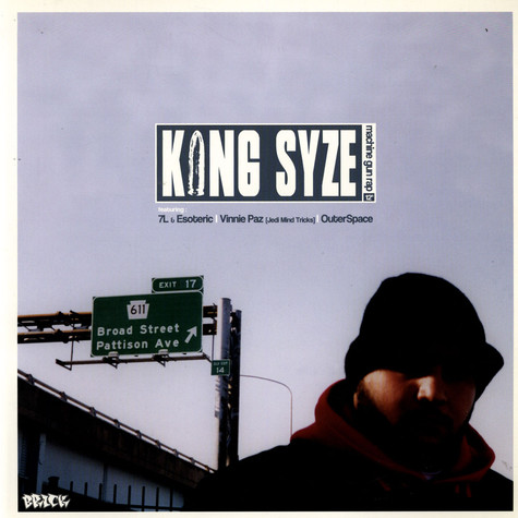 King Syze - Machine Gun Rap