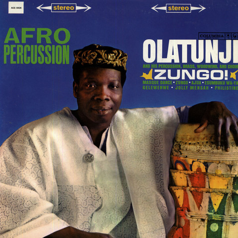 Olatunji - Afro Percussion