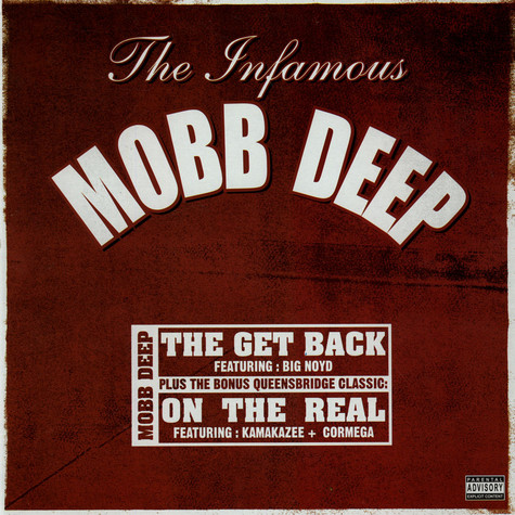 Mobb Deep - The Get Back / On The Real