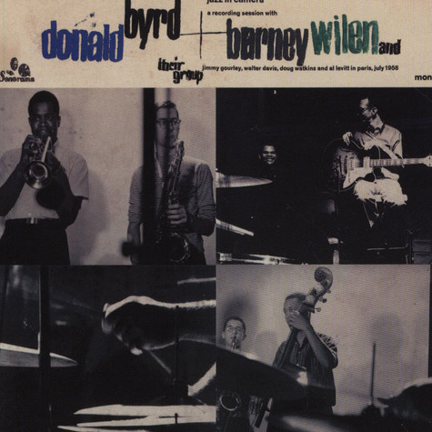 Donald Byrd & Barney Wilen - Jazz In Camera