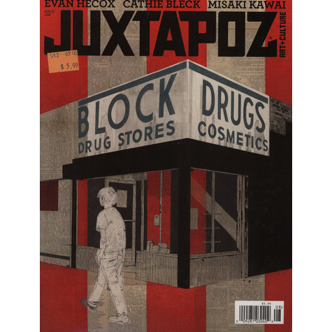 Juxtapoz Magazine - 2012 - 08 - August