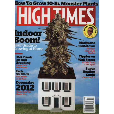 High Times Magazine - 2012 - 03 - March