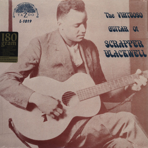 Scrapper Blackwell - The Virtuoso Guitar Of