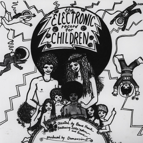 Bruce Haack & Ms. Nelson - Electronic Music Record For Children