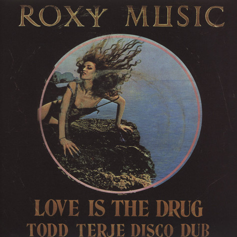 Roxy Music - Love Is The Drug Todd Terje Remix / Avalon Lindstrom Remix