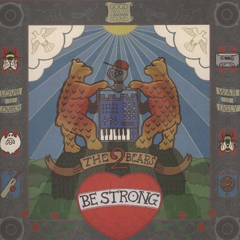 2 Bears - Be Strong
