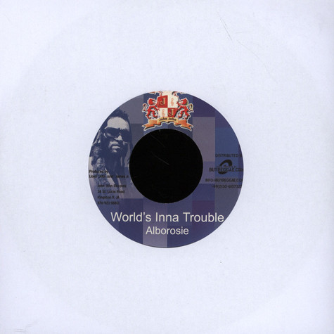 Alborosie / Louie Culture - World's Inna Trouble