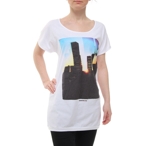 Supremebeing - Note Lo-Fi Tower Women Top
