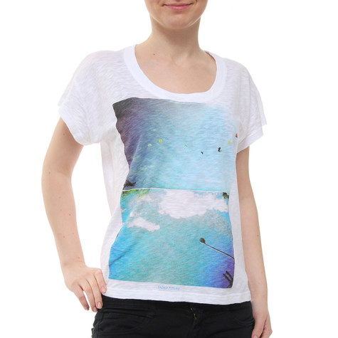 Supremebeing - Fade Faded Future Women Top