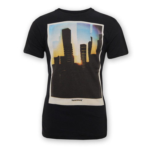 Supremebeing - Lo-Fi Towers T-Shirt