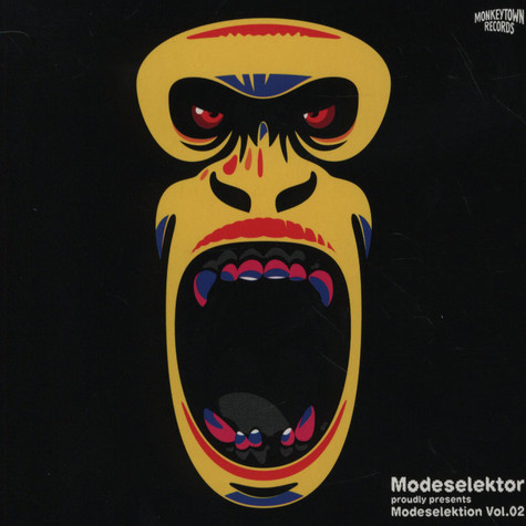 Modeselektor Proudly Presents - Modeselektion Volume 2