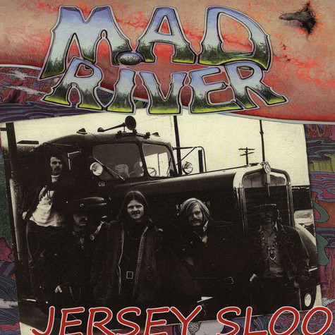 Jersey Sloo - Mad River
