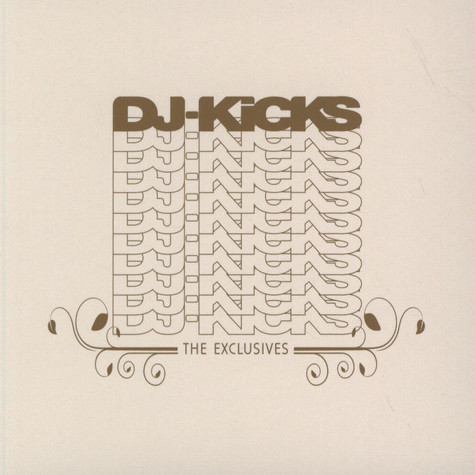 V.A. - DJ-Kicks: The Exclusives