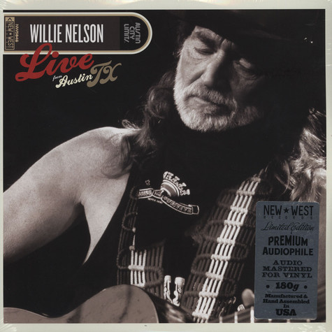Willie Nelson - Live From Austin TX