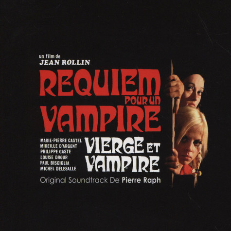 Philippe D'Aram / Pierre Raph - OST Fascination / Requiem For A Vampire