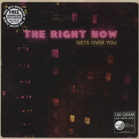 Right Now, The - Gets Over You