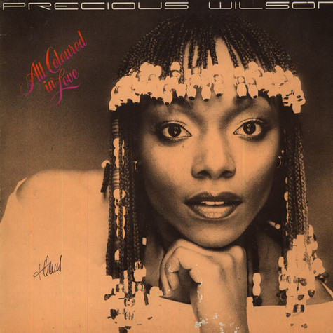 Precious Wilson - All Coulred In Love