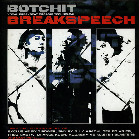 V.A. - Botchit Breakspeech