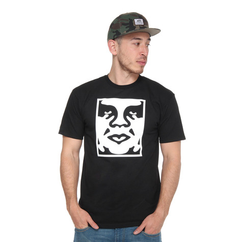 Obey - Icon Face T-Shirt