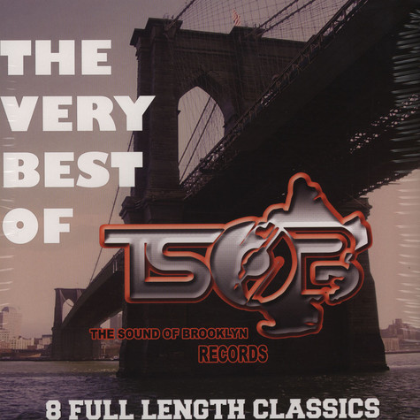 V.A. - The Very Best Of T.S.O.B. Records