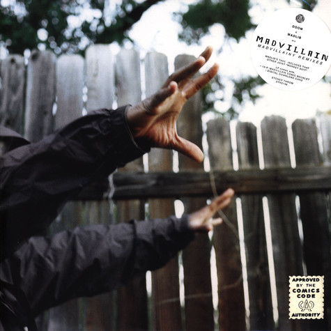 Madvillain (MF Doom & Madlib) - Madvillainy: The Madlib Remixes Picture Sleeve Edition