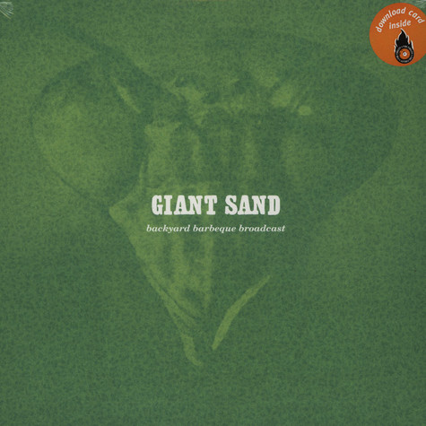 Giant Sand - Backyard Barbecue Broadcast