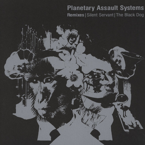Planetary Assault Systems - Remixes